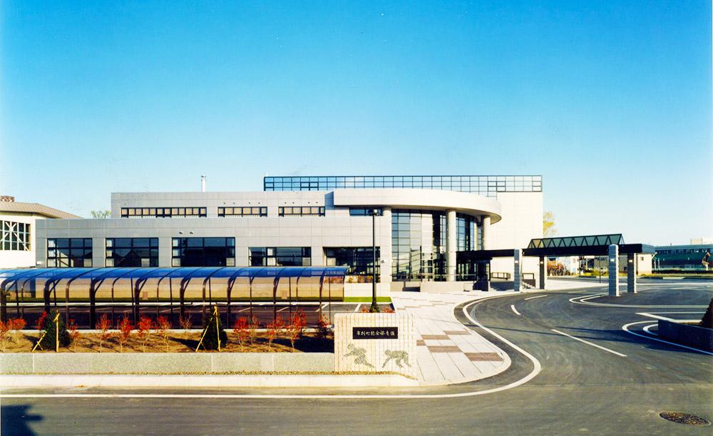 当別町総合スポーツセンター