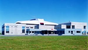 釧路町総合体育館