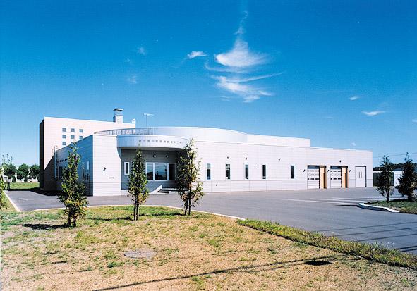 新十津川町学校給食センター