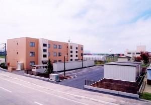 tokoro-kosei-hospital-staff-residence-02