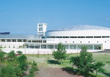 釧路根室圏総合体育館